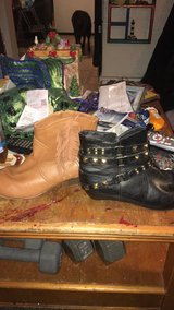 Ankle boots in Kankakee, Illinois