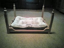Small 4 Poster Dog Bed in Springfield, Missouri