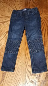 #6 SIZE 3T GIRLS OLD NAVY BLUE JEANS in Columbus, Georgia