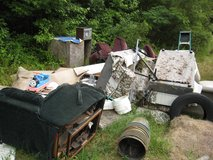 Trash, Junk, Brush clean up and hauling! !! in Camp Lejeune, North Carolina