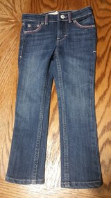 #7 SIZE 3T SKINNY LEVIS FOR GIRL NWT in Columbus, Georgia