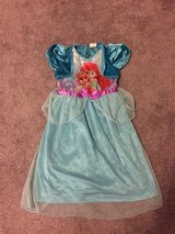 Size 6/6X pajamas like new in Bolingbrook, Illinois