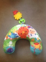 Fisher Price Tummy time wedge in Glendale Heights, Illinois
