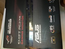 Asus 4k Rog Swift Monitor Gsync in Cleveland, Ohio