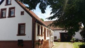 Restored Farmhouse with sables in Ramstein, Germany