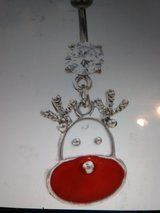 Raindeer belly ring in Camp Lejeune, North Carolina