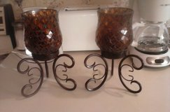 metal & glass candle holders in Fort Campbell, Kentucky