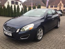 2012 Volvo S60 T5- Front wheel drive-US Spec in Spangdahlem, Germany