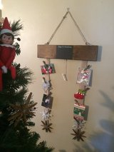 Christmas Card Holder in Fort Leavenworth, Kansas