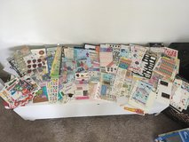 Large Sticker/Scrapbooking Collection in Beaufort, South Carolina