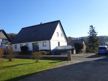 Sunny, single standing house with large garden in Amberg in Grafenwoehr, GE