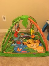 Fisher-Price Lion King gym in Conroe, Texas
