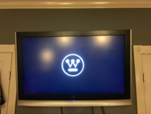 "46"" Flat Screen TV - Westinghouse TV with Wall Mount in Cary, North Carolina"