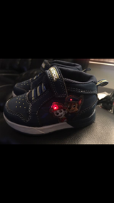 Paw patrol new shoes and a pair of vans both size 5c in Vacaville, California