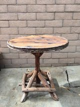 Beautiful Giving Tree barnwood table in Oceanside, California