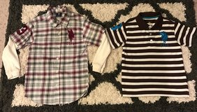 Boys Polo Shirts size 7 in Fort Benning, Georgia