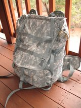 The MOLLE II Large Rucksack in Alamogordo, New Mexico