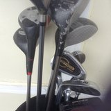 Golf clubs and bag in Watertown, New York