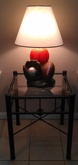 Sports Theme Lamp in Lackland AFB, Texas