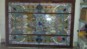 Stained Glass Window in Algonquin, Illinois