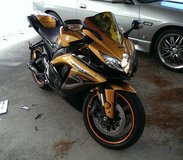 Suzuki GSX-R 750 2009 Canadian Spec / Aftermarket Parts / JCI good until 2018 in Bolling AFB, DC