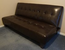 Office couch in Sugar Land, Texas