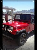 Jeep 1990 in 29 Palms, California