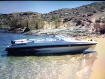 97 Glastron  boat with trailer PRICE REDUCED in 29 Palms, California