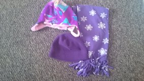 Girl Scarf,hat,gloves in Ramstein, Germany