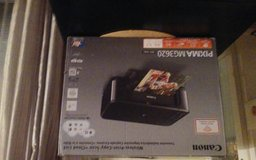 Canon printer never opened. in bookoo, US