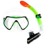 Scuba Diving Snorkel Set with Dry Snorkel and Mask in Stuttgart, GE