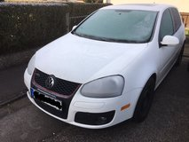 2009 Golf GTI , OBO -  broken engine, second cylinder without compression in Ansbach, Germany
