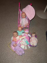 Baby Dolls in Fort Knox, Kentucky