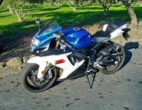 Suzuki Gsxr 750 low miles get it before its gone in Temecula, California