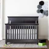 CRIB -Baby Cahe Convertible Crib - Black - NEW!  220 in San Diego, California