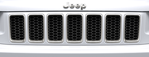 2015 Jeep Grand Cherokee Silver Grill in Colorado Springs, Colorado