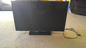 LG 32inch Flat screen TV 2015 in Yucca Valley, California