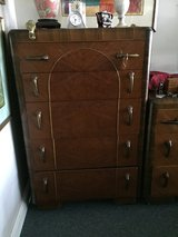 Waterfall Dresser 5 Drawer in Naperville, Illinois