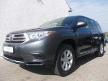 2013 Toyota Highlander in Hohenfels, Germany