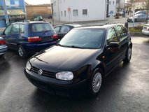 Volkswagen Golf Mark IV-  brand new inspection in Hohenfels, Germany