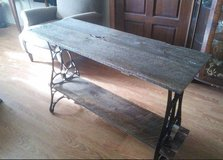 Barnwood Console, Sofa or Hall Table in Springfield, Missouri