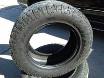 2ea. 4x4 TIRES. ROUGH COUNTRY LT in The Woodlands, Texas