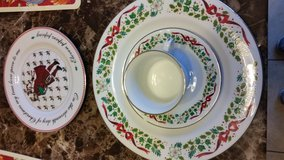 Christmas dish for 4 people in Vista, California