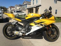 50th Anniversy Yamaha R6, low miles! in Lackland AFB, Texas