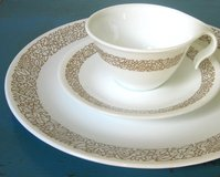 Corelle Woodland Brown Dishes and Serving Pieces in Glendale Heights, Illinois