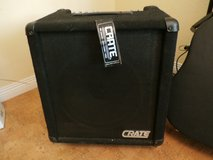 FOR SALE-CRATE STEREO KEYBOARD COMBO AMPLIFIER in Alamogordo, New Mexico