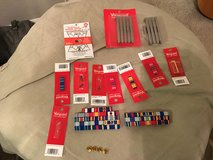 Assorted ribbons/racks/accessories in Travis AFB, California