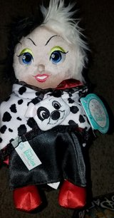 New Disney's babies cruella plush doll in Cherry Point, North Carolina