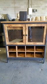 Wine rack cabinet in Fort Bliss, Texas