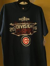 Brand New Cubs 2016  T-Shirt  sz Large Men's with tags in Morris, Illinois
